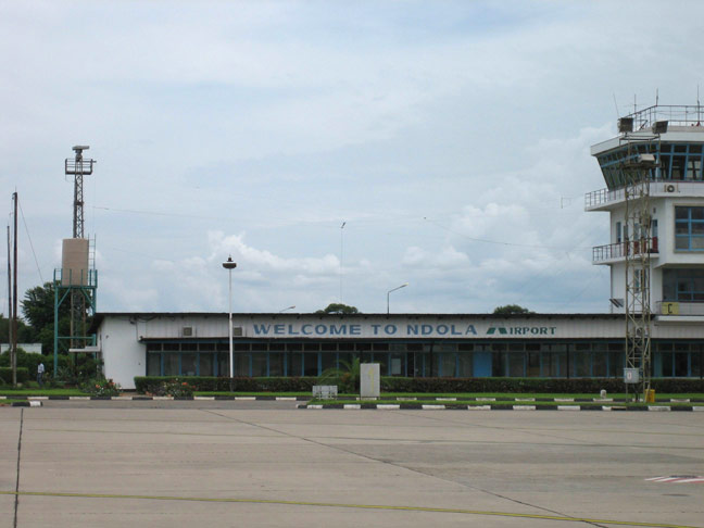 Ndola - The Airport