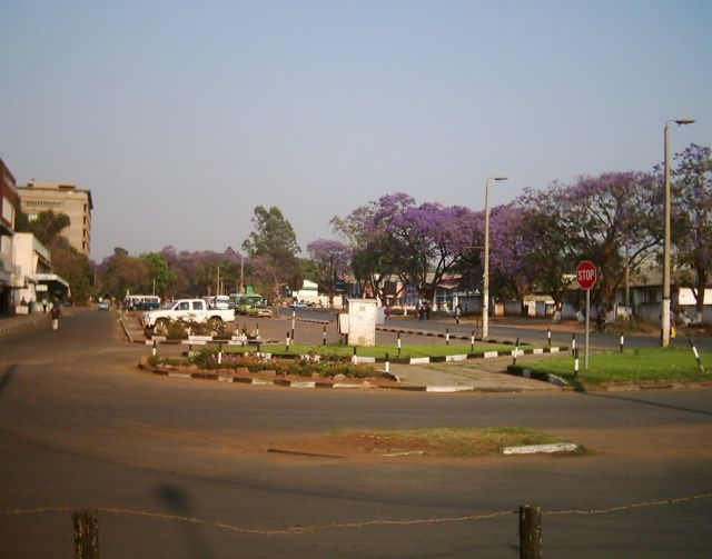 Ndola - The second city of Zambia