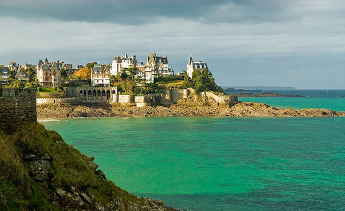 Bretagne top places to visit in france for Piscine dinard