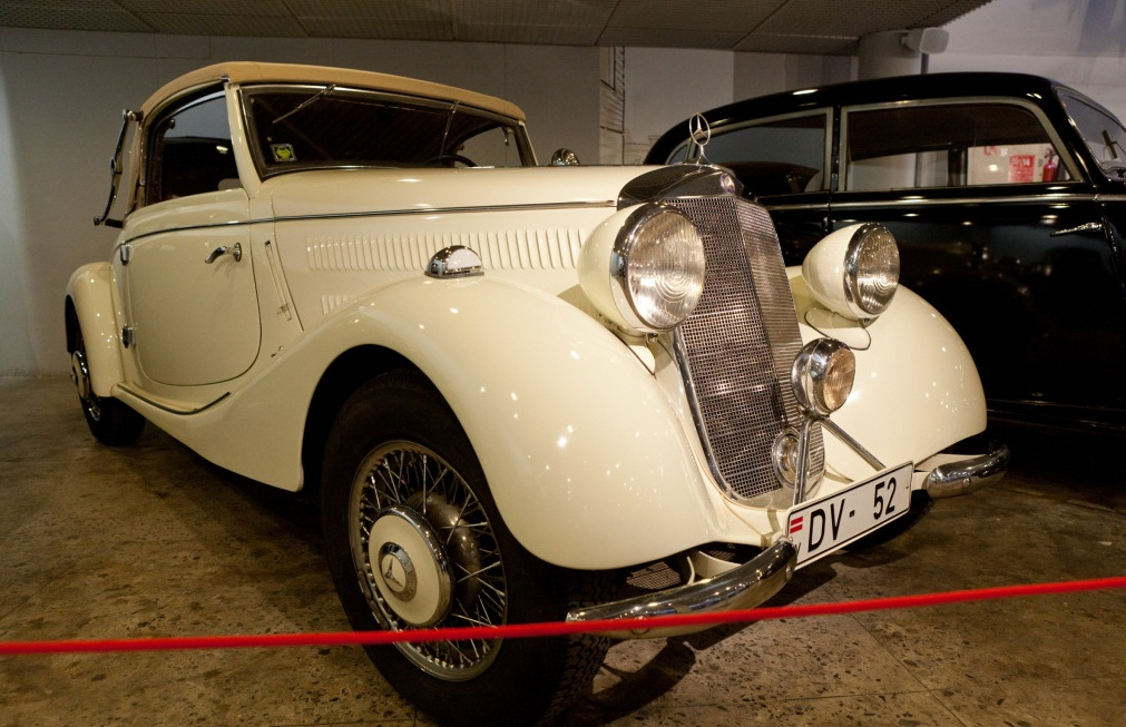 Riga Motor Museum - Place of interest in Riga