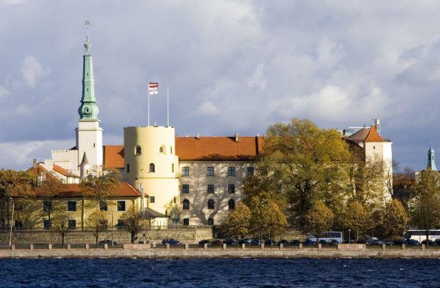 Riga Castle The Best Places To Visit In Riga