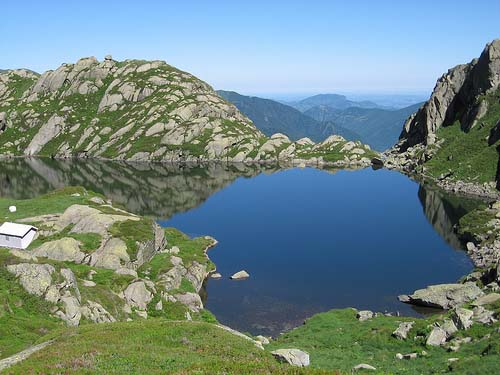 Pyrenees Mountains - Pyrenees Mountains scenery