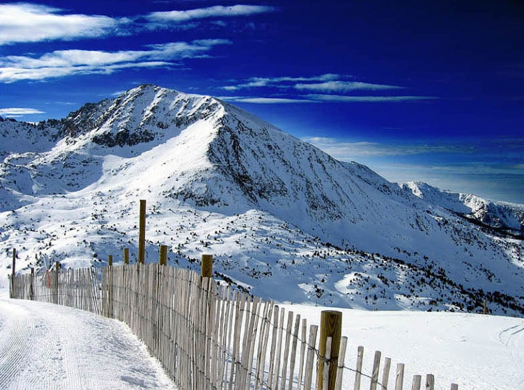 Pyrenees Mountains - Pyrenees Mountains view
