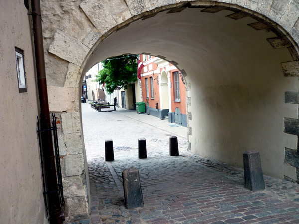 The Swedish Gate - Legend of Old Riga