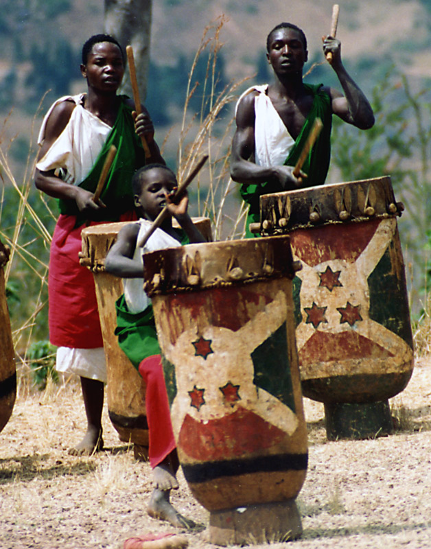 Burundi - Local entertainment