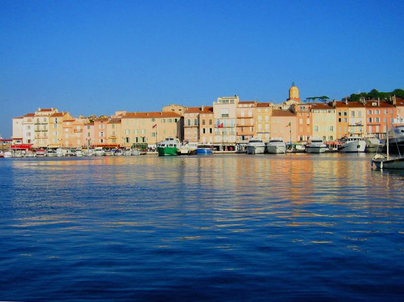 French Riviera - Ideal setting