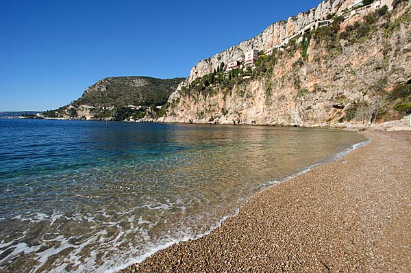 French Riviera - Splendid beaches in French Riviera