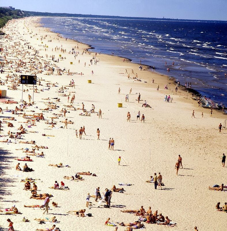 Jurmala -  The largest seaside resort in the Baltic countries