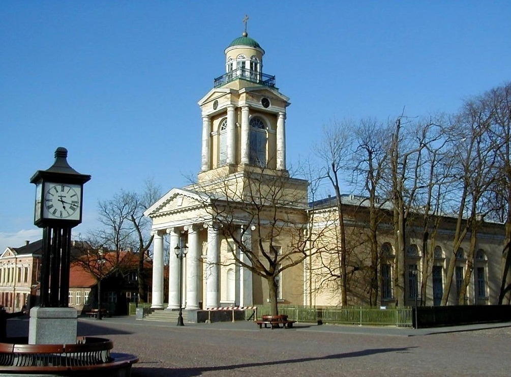 Ventspils - Historical monument