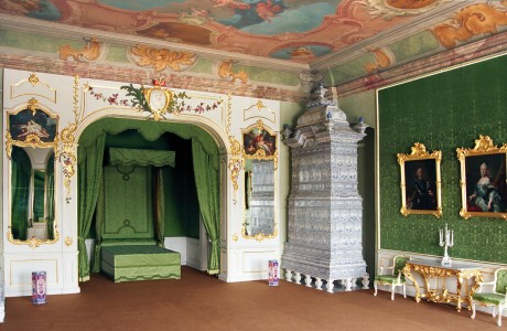 The Rundale Palace - Outstanding monuments of Baroque style