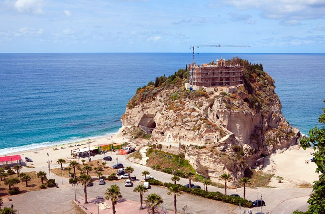 Tropea - The pearl of the Tyrrhenian coast