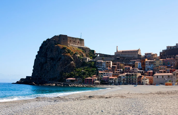 Scilla - Picturesque site