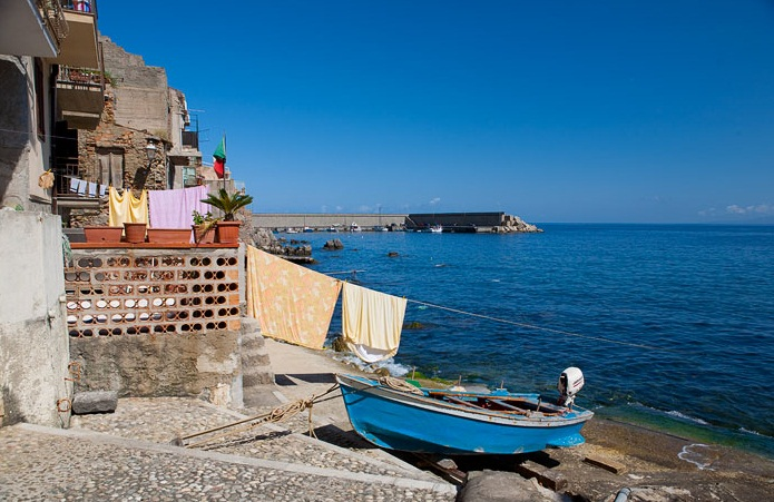 Scilla - Seaside resort