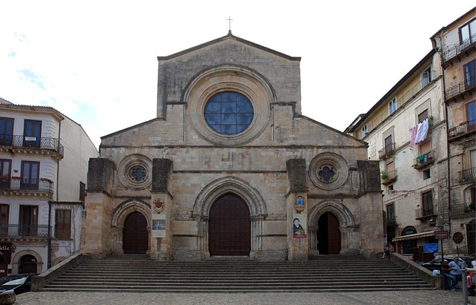 Cosenza - Beautiful Cathedral