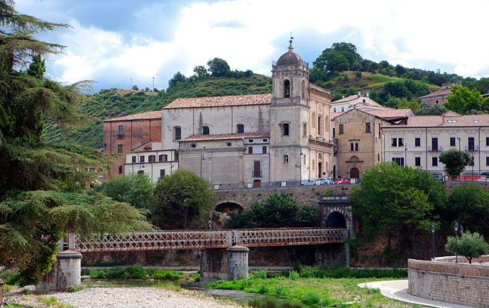 Cosenza - The Church of St. Francis of Paola