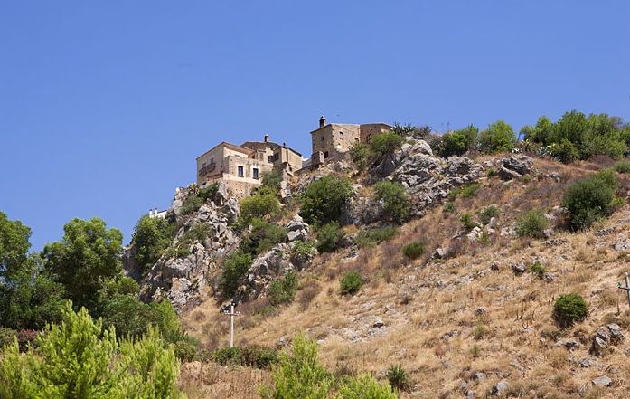 Civita - Greek- Albanian village