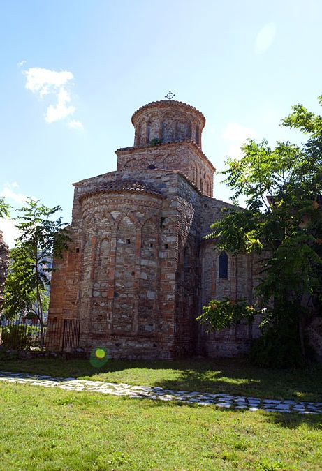 Bivongi - Ancient Monastery