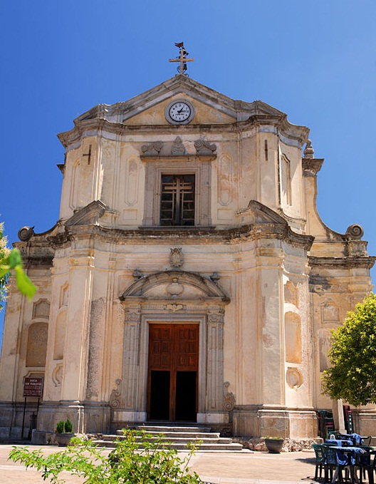 Stilo - The Church of San Francesco