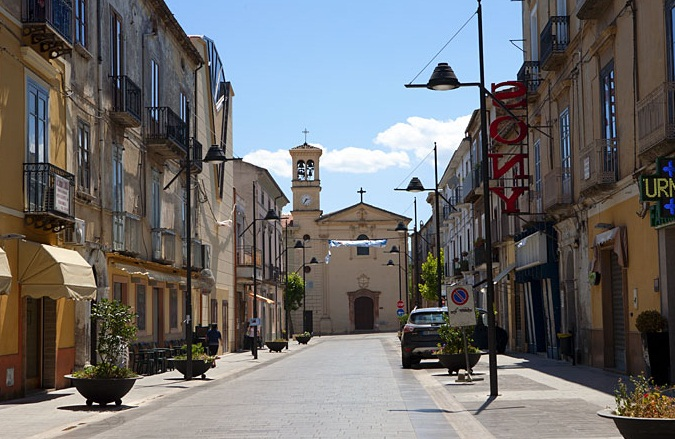 Castrovillari - Beautiful town
