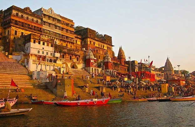 Varanasi -  The City of Life and Death - Important religious site of the world