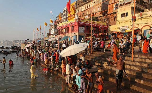 Varanasi -  The City of Life and Death - One of the most sacred cities of Hindus
