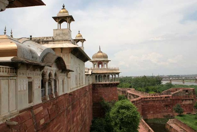 Agra - An Architectural Marvel of India - Amazing view