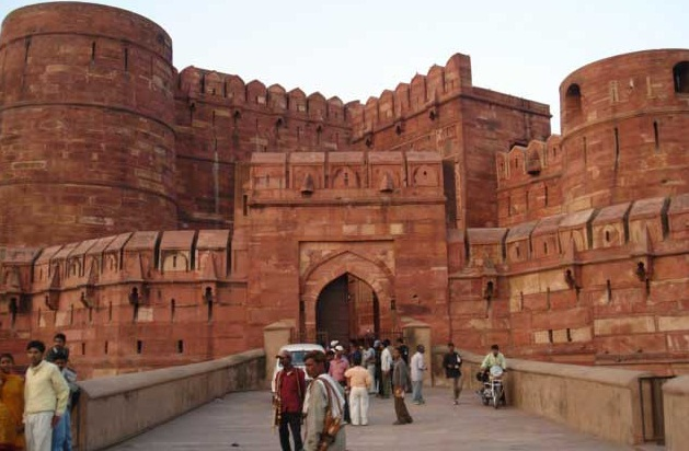Agra - An Architectural Marvel of India - Famous landmark of the city