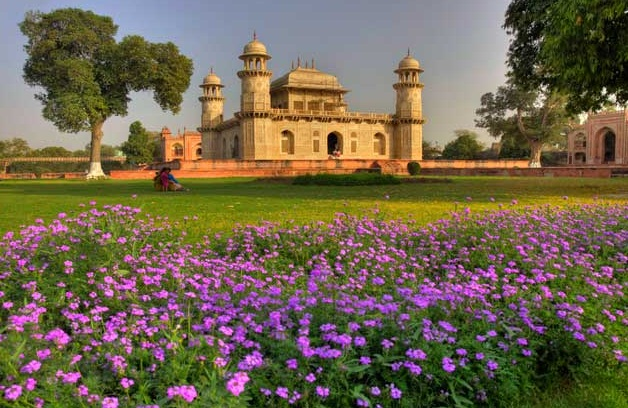Agra - An Architectural Marvel of India - The Mausoleum of Itmad ud Daula