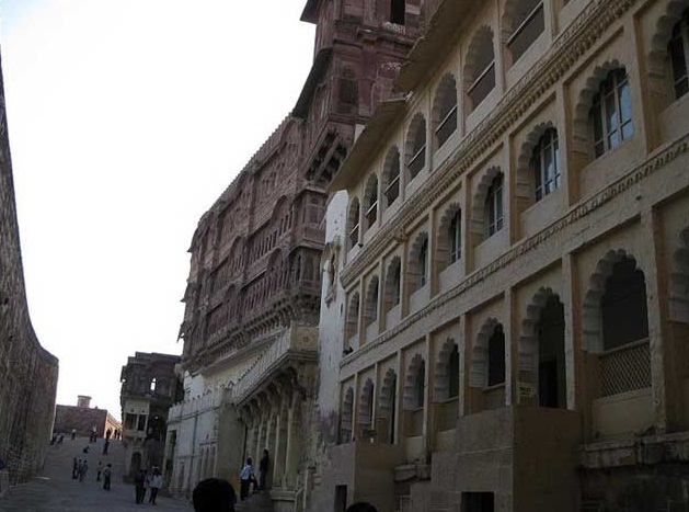Jodhpur -  The Blue City of India  - One of the largest Fortresses of India