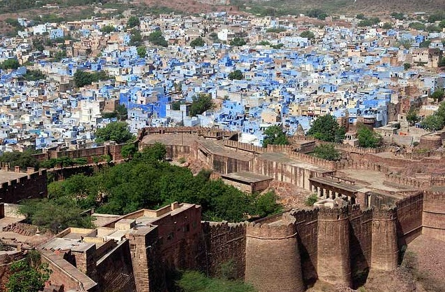 Jodhpur -  The Blue City of India  - The Blue City of India
