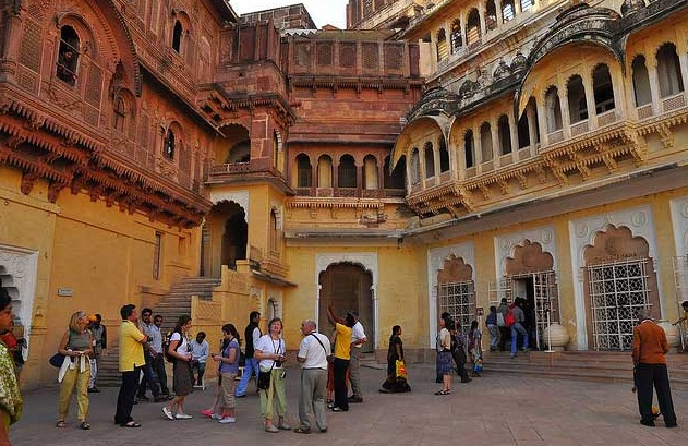 Jodhpur -  The Blue City of India  - Worth visiting place