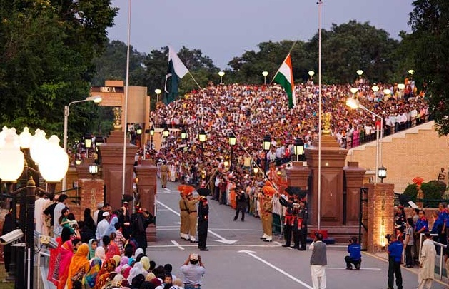 Amritsar -  The Golden Temple city  - Wagah