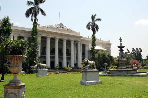 Calcutta - A beautiful city of India  - The Marble Palace