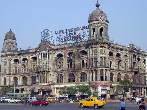 Calcutta - A beautiful city of India  - The Pearl of the Orient