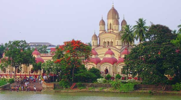 Calcutta - A beautiful city of India  - The Temple of Kali