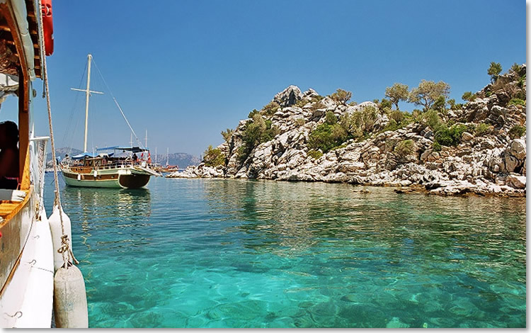 Marmaris In Turkey The Most Beautiful Places In The Middle East