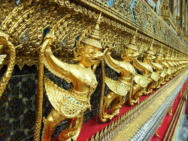 Bangkok -  Venice of the East  - Cultural city
