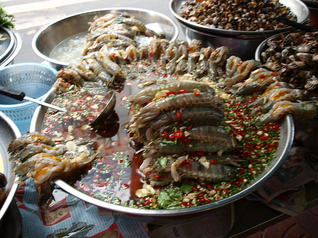 Bangkok venice of the east the best places to visit in for Cuisine bangkok