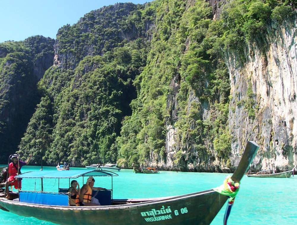 Images Phi Phi Island The Pearl Of Thailand Beautiful