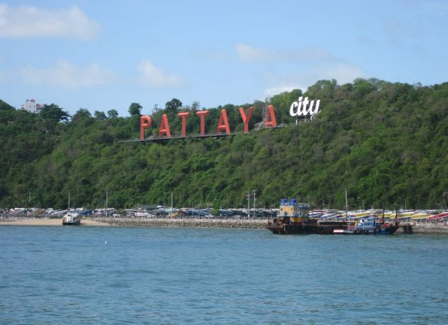 Pattaya- the  center of sex tourism in Thailand - Popular city