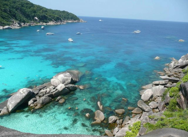 Similan Islands - Extraordinary beauty