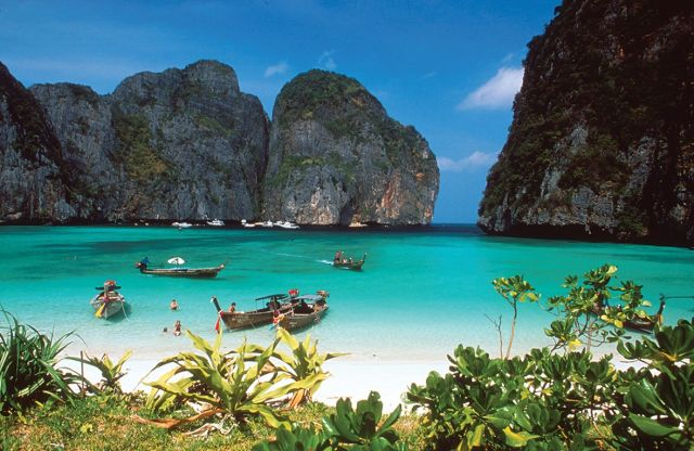 The Island of Phuket - Amazing exotic Island