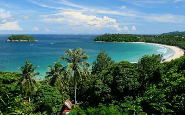 The Island of Phuket - Picturesque view