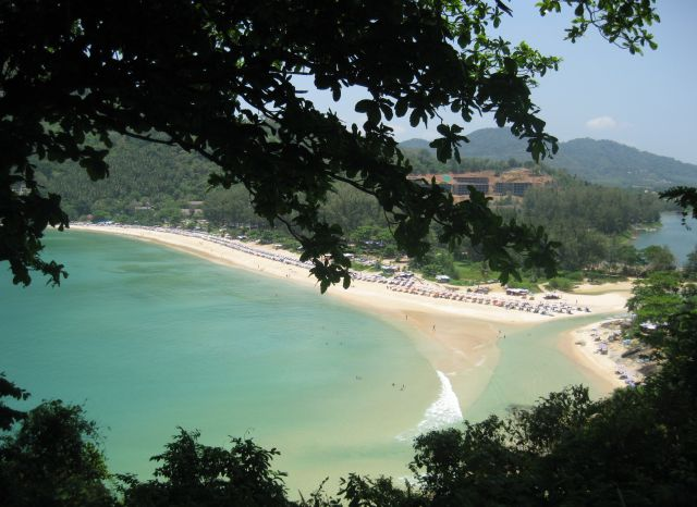 The Kata Beach - Picturesque view