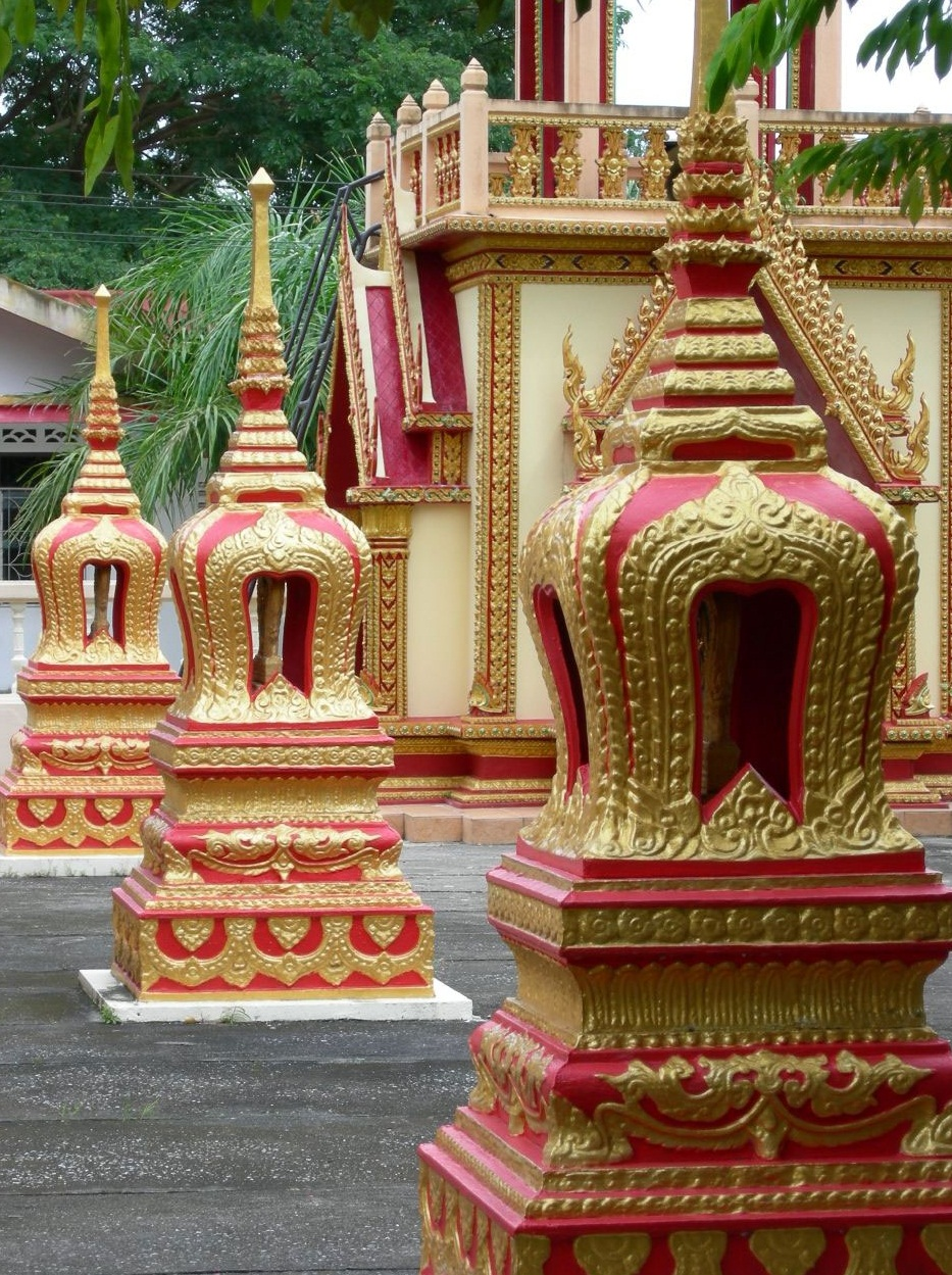 Wat Phra Thong Temple - Golden Temple