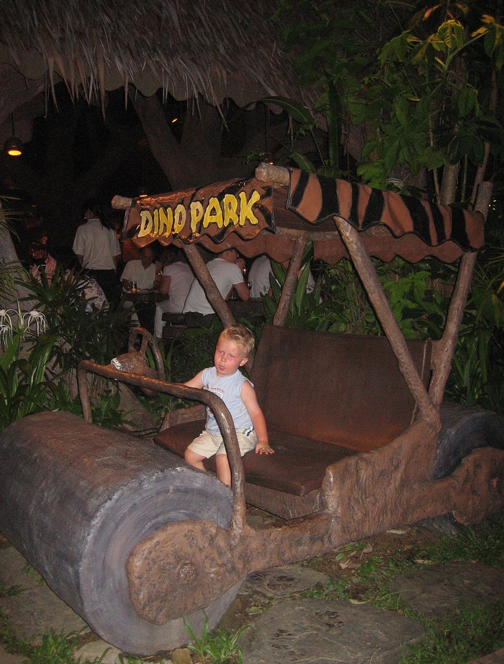 Dino Park - Amazing park for children