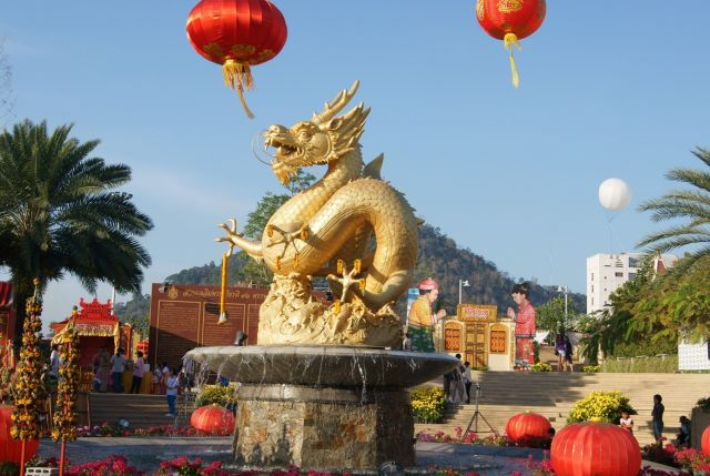 Chinese Temples - Architectural dedication