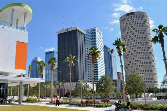 Tampa - Amazing buildings