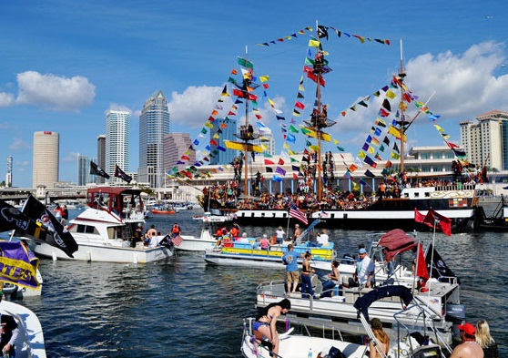 Tampa - Pirate Festival