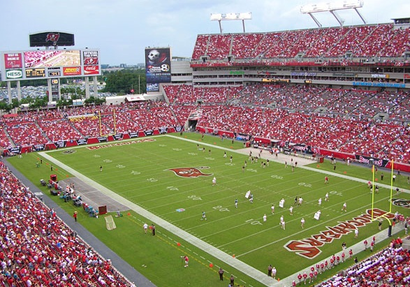Tampa - Raymond James Stadium